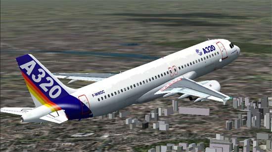 des avions sur fs2002